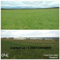16 acres in Ngobit, South Imenti between Nyeri-Nyahururu at 400k p/a