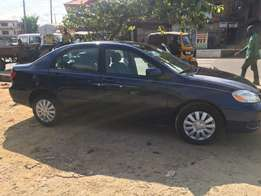 Toks 2008 Toyota corolla LE for 2.5M