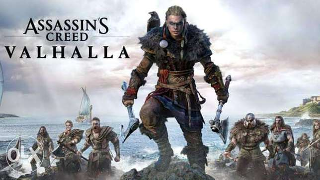 Assassin's creed valhalla ps4 games