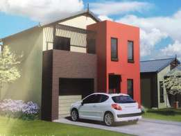 3 Bedrooms and 2bath double story for sale in fleurhof