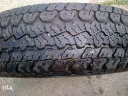205R16 Good Year Wrangler Tyres X 4