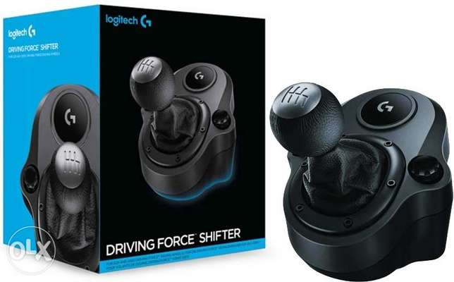 Logitech G Driving Force Shifter for G29 and G920