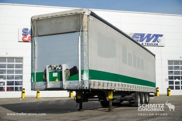 Schmitz Cargobull Semitrailer Curtainsider Standard - 2010