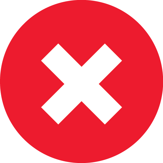 GPO STYLO II Vinyl Record Player Blue with built-in Stereo Speakers