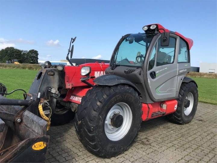Manitou Mlt840-137 Ps - 2014