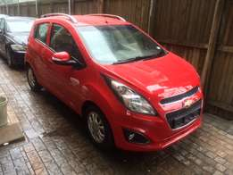 2016 Chevrolet Spark 1.2 LS 5 Door Manual