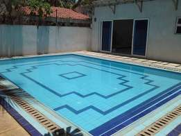 HIGH END 3 Bedroom APARTMENT with SWIMMING POOL and Generator back up