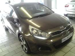 2014 Kia Rio tech 1.4 for sale R145 000