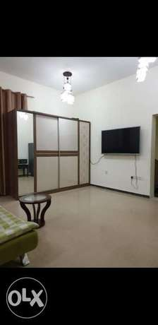 Fully furnished studio in Al Khuwair