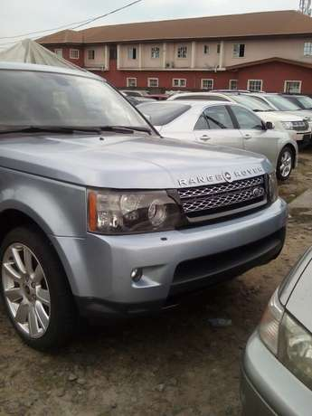 Land Rover Range Rover sport HSE luxury 2013 bought brand new Port Harcourt - image 2