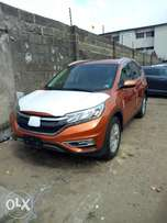 Honda CR-V Tokunbo 2016 Model Very Clean Lagos Clear