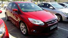 Ford Focus TDCi Trend AutoShift Hatchback 2013. Immaculate!