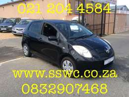 2008 Toyota Yaris T3+ 5Dr