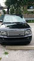 Range Rover Super Charge 2008.