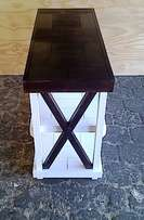 Dresser Farmhouse series 1150 with crosses Two tone
