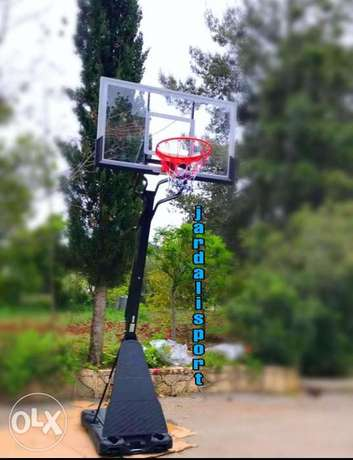 Basketball delivery all over Lebanon