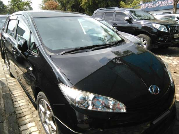 2009,1800cc,black Noah fully loaded,with back camera,alloy rims KCH. Lavington - image 7