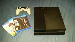 Sony Ps4 Bundle For Sale.
