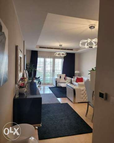 Apartment 144m For Sale in CFC Fully Finished with furniture