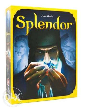 Splendor board game (new and sealed)