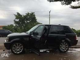 very clean 2008 range rover sport super charged