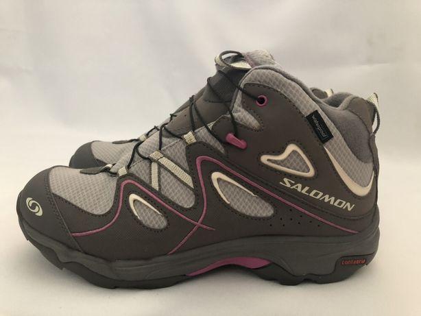 NOWE buty trekingowe SALOMON TRAX MID WP K 38 Bydgoszcz • OLX.pl