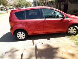 Nissan note 2010 kcp