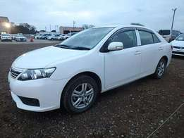 Toyota Allion White