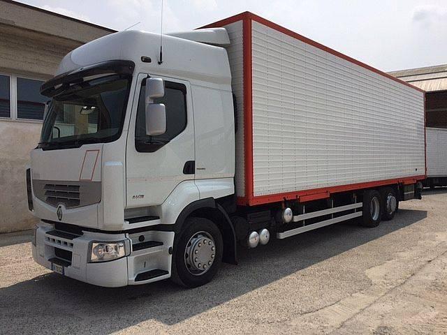 Renault Premium 460 - 2012