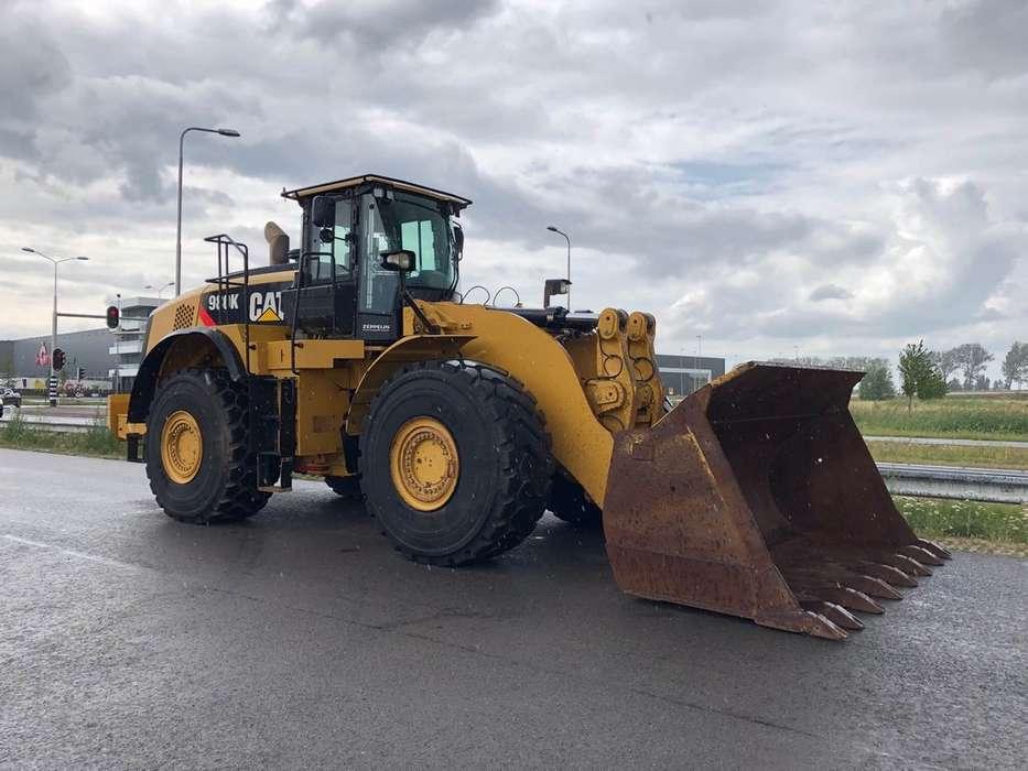Caterpillar 980K wheel loader - 2013 - image 3