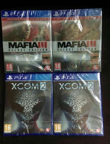 X-com2 for ps4 now available Nairobi CBD - image 1