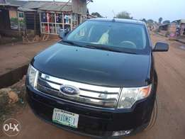 Neatly used ford Edge 2008 model