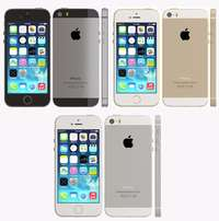 Iphone 5s 32gb - Silver/Black/Gold at 18000/-