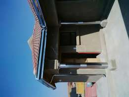 i suply and install stainless gutters fachia boards and pillar covers