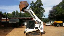 2012 T770 Bobcat Skidsteer high flow in immaculate condition