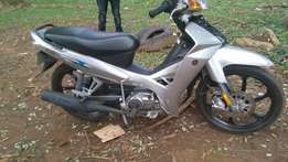 5 Weeks Old Yamaha Bike for sale