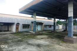 Filling Station, Office space and warehouse for lease