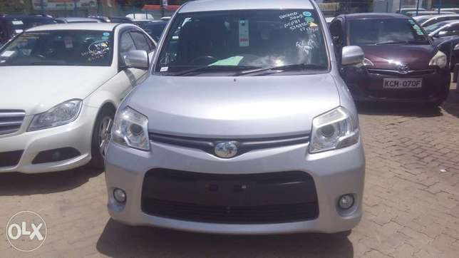 Toyota Sienta New Model Available for Sale Mombasa Island - image 1