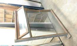 Good condition meranti window