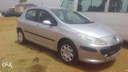Peugeot 307 in perfect condition.
