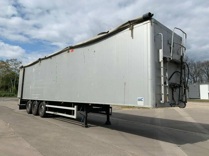 Knapen KOCF 200 3 Achse Cargo Walking Floor 95 cm³ - 2005