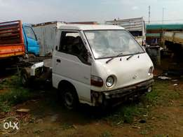2002 Hyundai H100 stripping for spares