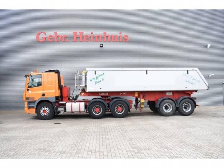 Carnehl CHKS/A + DAF CF 85.510 6x4 eev Kiphydr. - 2008