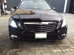 2011 Model Benz E350 4matic Fully Loaded Used Selling Cheap.
