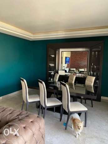 165 sqm apartment for sale awkar 3 minutes from us embassy maten عوكر -  2