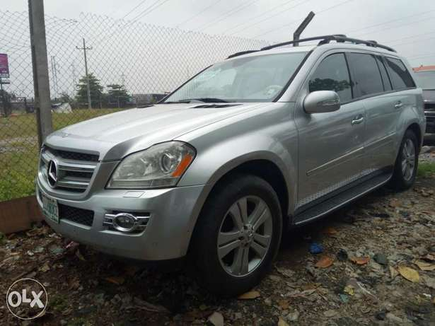 Excellent 2007 Mercedes Benz GL-450 4matic Surulere - image 3