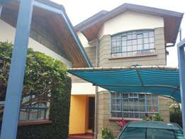 Muthaiga north balozi 4 bedroom plus sq house for sale