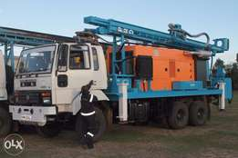 Bore Hole Drilling and Servicing at good Qoute