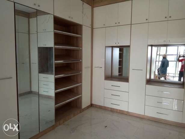mansion with a swimming pool for sale in Osapa London Lekki - image 5
