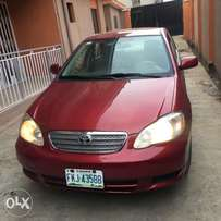 Toyota Corolla 2004 model for grabs